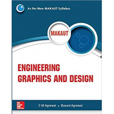 Engineering Graphics and Design (WBUT) Makaut Books