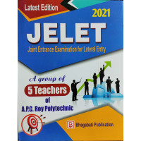 JELET For JEE  Book Bhagabati Publication  Best Book For JELET