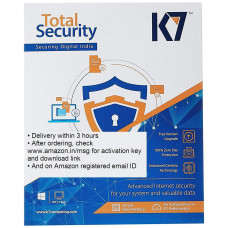 K7 K7 TOTAL SECURITY 3U-1Y