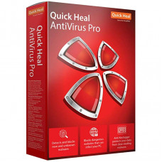 Quick heal ANTIVIRUS 1USER 3YEAR