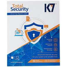 K7 total security single user one year