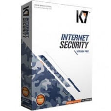 K7 Internet Security 5 User 1Year