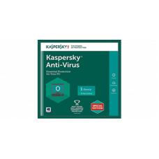 KASPERSKY Antivirus Software 2016 New Slim Pack 1Pc 1Year