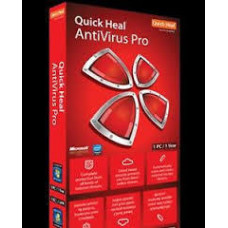 Quick heal ANTIVIRUS 5USER 1YEAR