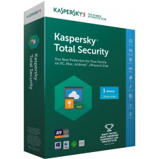 KASPERSKY Total Security - 1 PC for 3 Years