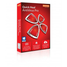 Quick heal ANTIVIRUS 1USER 1YEAR