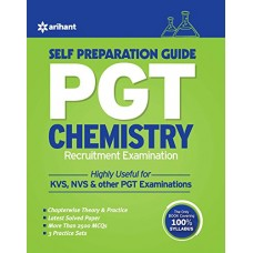 PGT Guide Chemistry Recruitment Examination Paperback