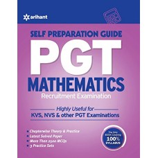 PGT Guide Mathematics Recruitment Exam