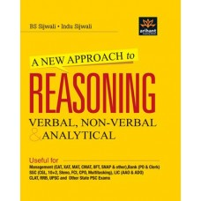 A New Approach to REASONING Verbal & Non-Verbal Paperback