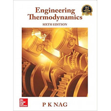 Engineering Thermodynamics, 6Th Edition