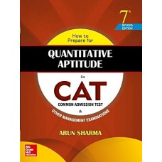 Quantitative Aptitude for CAT Paperback