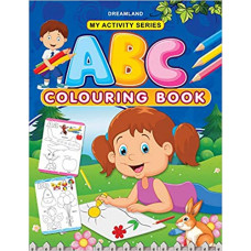 ABC Colouring Book