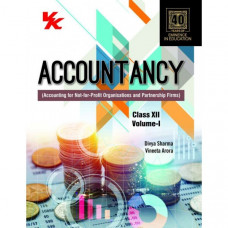 Accountancy Class 12 Volume- I CBSE (V.K. Publications)