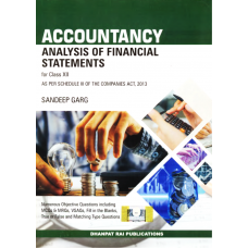 Accountancy for Class XII(Sandeep Garg)