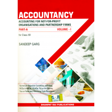 Accounting for Not-For-Profit Organisations and Partnership Firms (Sandeep Garg)
