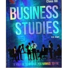 Business Studies Business Studies Class-XII (VK Global)