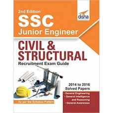 SSC Junior Engineer Civil Engineering Recruitment Guide Paperback