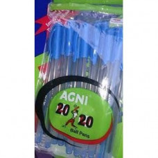 20 20 Blue ball Pen (pack of 20)
